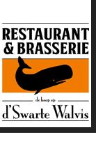 Restaurant & Brasserie d'Swarte Walvis